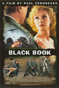 Black Book - 43 x 62 Movie Poster - Bus Shelter Style A