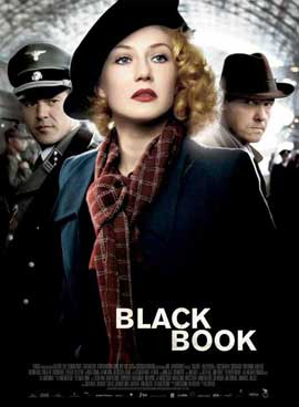 Black Book - 27 x 40 Movie Poster - Danish Style A