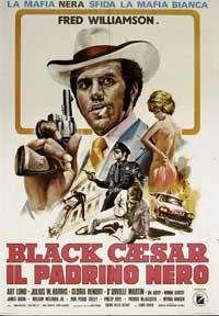 Black Caesar - 11 x 17 Movie Poster - Italian Style A