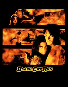 Black Cat Run - 11 x 17 Movie Poster - Style A