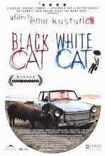 Black Cat, White Cat - 27 x 40 Movie Poster - Style A