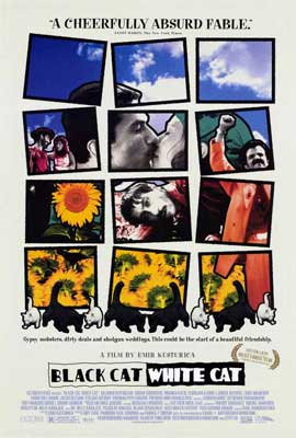 Black Cat, White Cat - 27 x 40 Movie Poster - Style B