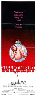 Black Christmas - 14 x 36 Movie Poster - Insert Style A