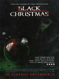 Black Christmas - 30 x 40 Movie Poster UK - Style A