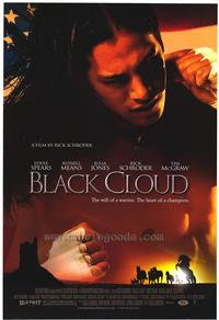 Black Cloud - 43 x 62 Movie Poster - Bus Shelter Style A
