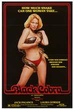 Black Cobra - 27 x 40 Movie Poster - Style A