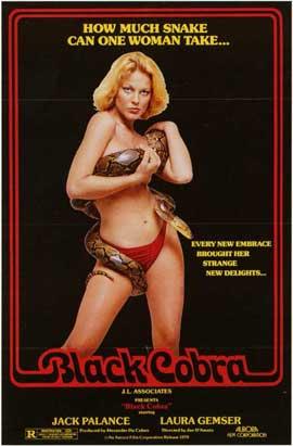 Black Cobra - 11 x 17 Movie Poster - Style A