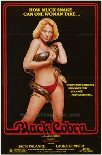 Black Cobra - 43 x 62 Movie Poster - Bus Shelter Style A
