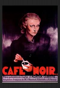 Black Coffee - 27 x 40 Movie Poster - Belgian Style A