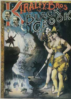 Black Crook, The (Broadway) - 14 x 22 Poster - Style A