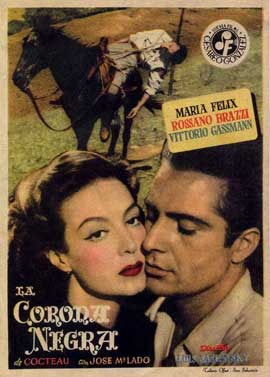 Black Crown - 27 x 40 Movie Poster - Spanish Style A
