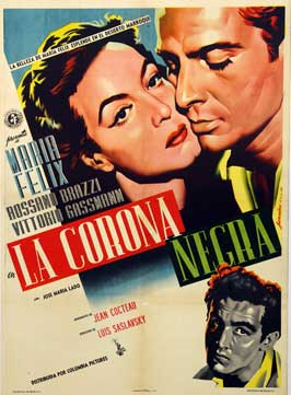 Black Crown - 11 x 17 Movie Poster - Spanish Style B