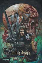 Black Death - 11 x 17 Movie Poster - UK Style B