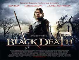 Black Death - 11 x 17 Movie Poster - UK Style A