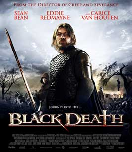 Black Death - 11 x 17 Movie Poster - Style B