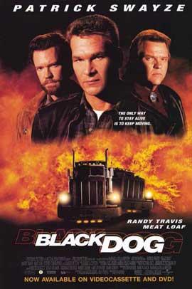 Black Dog - 11 x 17 Movie Poster - Style B