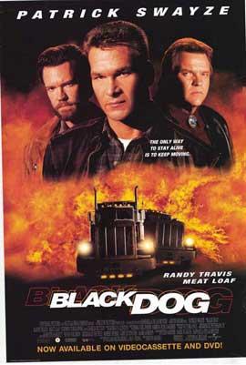 Black Dog - 27 x 40 Movie Poster - Style B