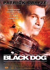 Black Dog - 11 x 17 Movie Poster - Spanish Style A
