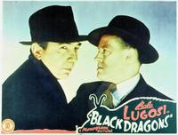 The Black Dragons - 11 x 14 Movie Poster - Style A