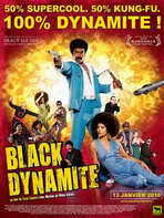 Black Dynamite - 30 x 40 Movie Poster - French Style A