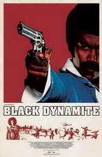 Black Dynamite - 11 x 17 Movie Poster - Style B
