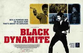 Black Dynamite - 11 x 17 Movie Poster - Style A