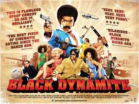 Black Dynamite - 11 x 17 Movie Poster - Style C