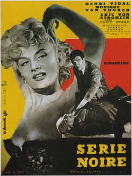 Black Edition - 11 x 17 Movie Poster - French Style A