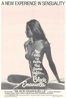 Black Emanuelle - 11 x 17 Movie Poster - Style A