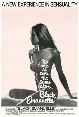 Black Emanuelle - 27 x 40 Movie Poster - Style A
