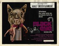 Black Eye - 11 x 14 Movie Poster - Style A