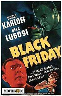 Black Friday - 43 x 62 Movie Poster - Bus Shelter Style A