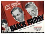 Black Friday - 22 x 28 Movie Poster - Half Sheet Style B