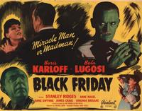 Black Friday - 11 x 17 Movie Poster - Style A