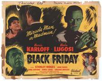 Black Friday - 22 x 28 Movie Poster - Half Sheet Style A