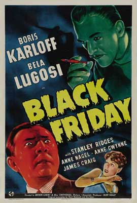 Black Friday - 11 x 17 Movie Poster - Style B