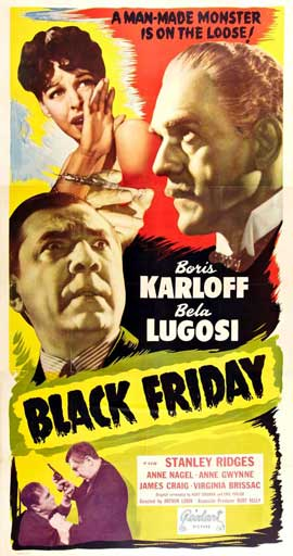 Black Friday - 20 x 40 Movie Poster - Style A