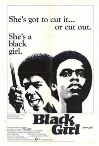 Black Girl - 11 x 17 Movie Poster - Style A