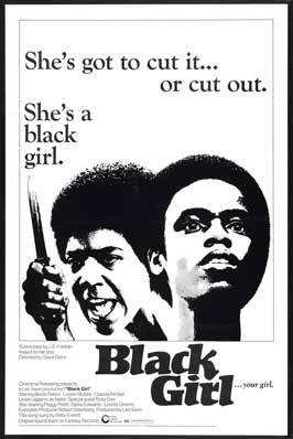 Black Girl - 27 x 40 Movie Poster - Style B