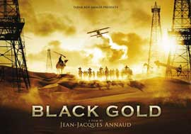Black Gold - 11 x 17 Movie Poster - Style A