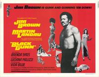 Black Gunn - 11 x 14 Movie Poster - Style A