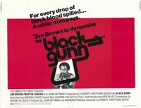 Black Gunn - 11 x 14 Movie Poster - Style C