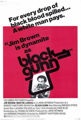 Black Gunn - 27 x 40 Movie Poster - Style A