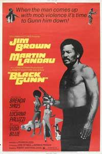 Black Gunn - 27 x 40 Movie Poster - Style B