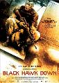 Black Hawk Down - 11 x 17 Movie Poster - German Style A