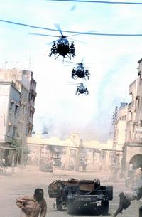 Black Hawk Down - 8 x 10 Color Photo #7