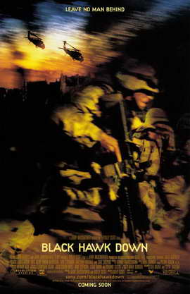 Black Hawk Down - 11 x 17 Movie Poster - Style B