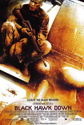 Black Hawk Down - 27 x 40 Movie Poster - Style A
