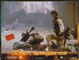 Black Hawk Down - 11 x 14 Poster French Style D