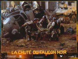 Black Hawk Down - 11 x 14 Poster French Style F